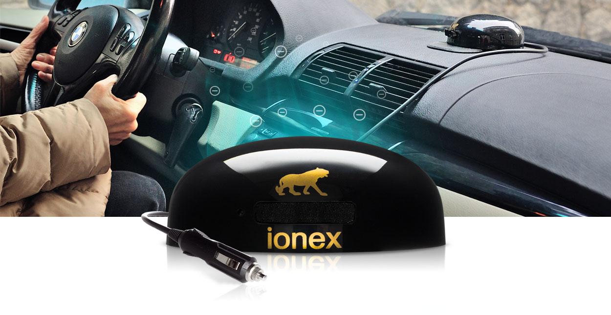 ionex auto za čist zrak