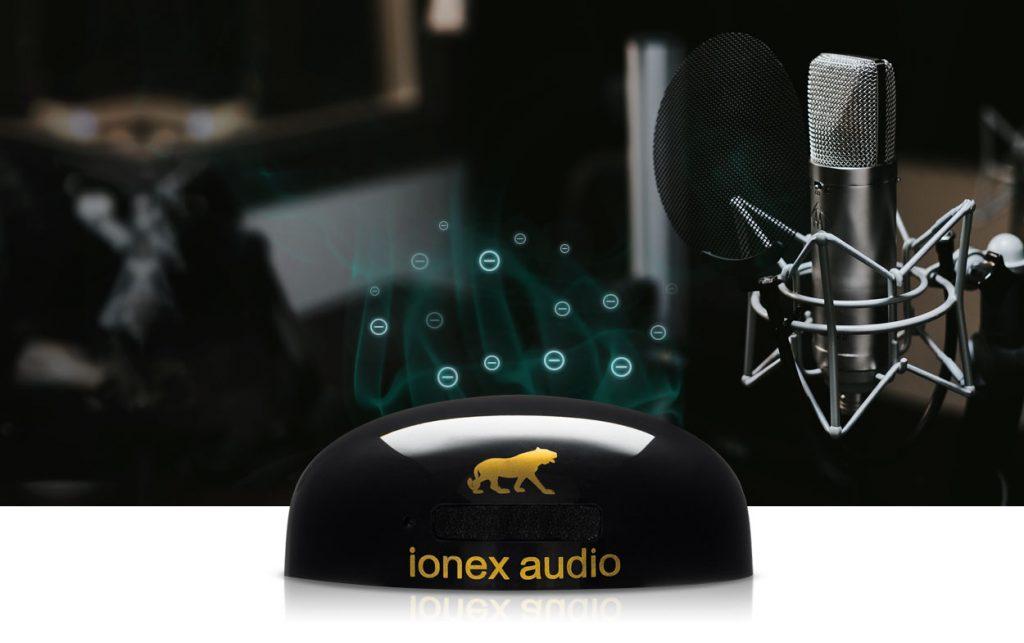 ionex audio ionizatori
